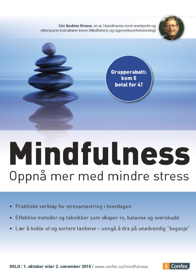 Omslag for Mindfulness