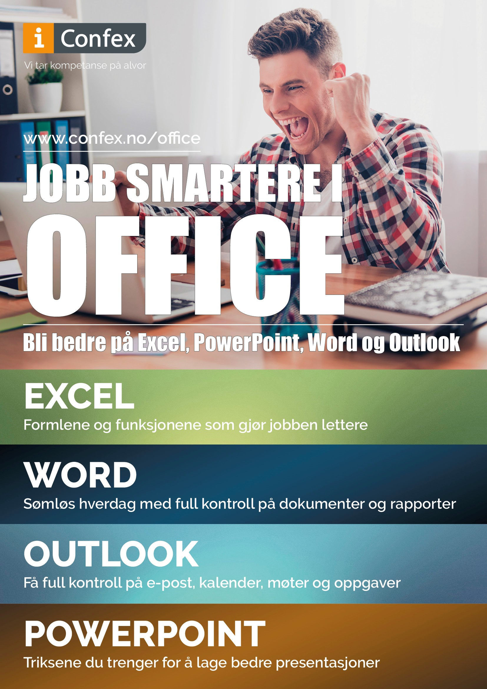 Omslag for Jobb smartere i Office